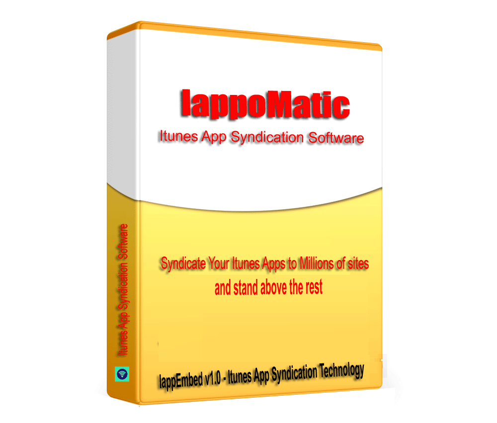 IAppoMatic - Itunes App SEO link building & Syndication Software V1.0.1