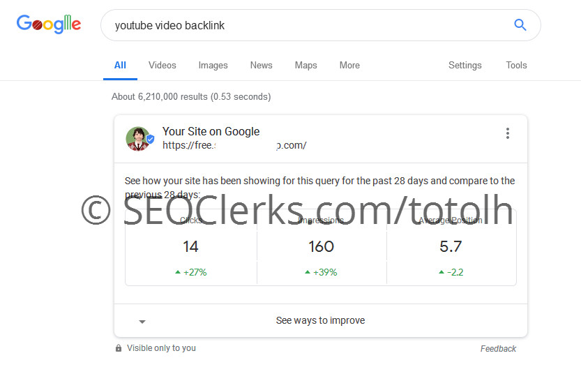 Rank Page 1 on Google with exclusive Link Pyramid and 6 months SEO traffic