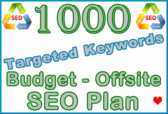 Target 1,000 Keywords with Offsite SEO Importance