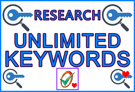 Research Unlimited Keywords | 5 Premium Tools | 50+ Search Platforms