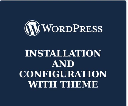 install wordpress theme and setup like demo within 24 hours