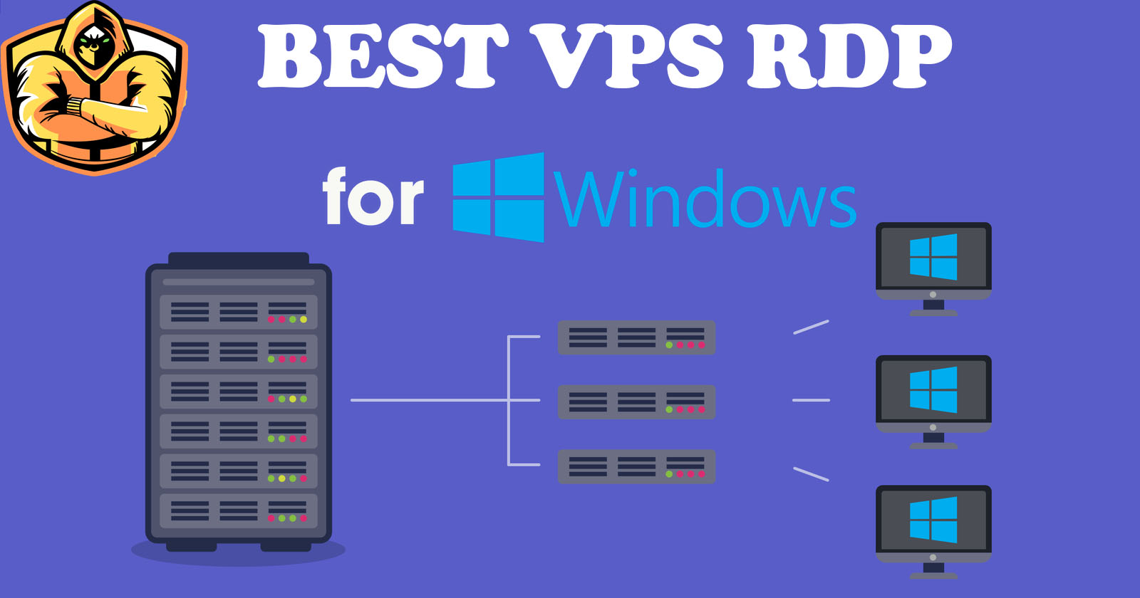 Windows VPS 4GB RAM,  50HD,  2vCPU High Performance