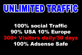 UNLIMITED COUNTRY TARGET USA TRAFFIC VISIT YOUR WEBSITE