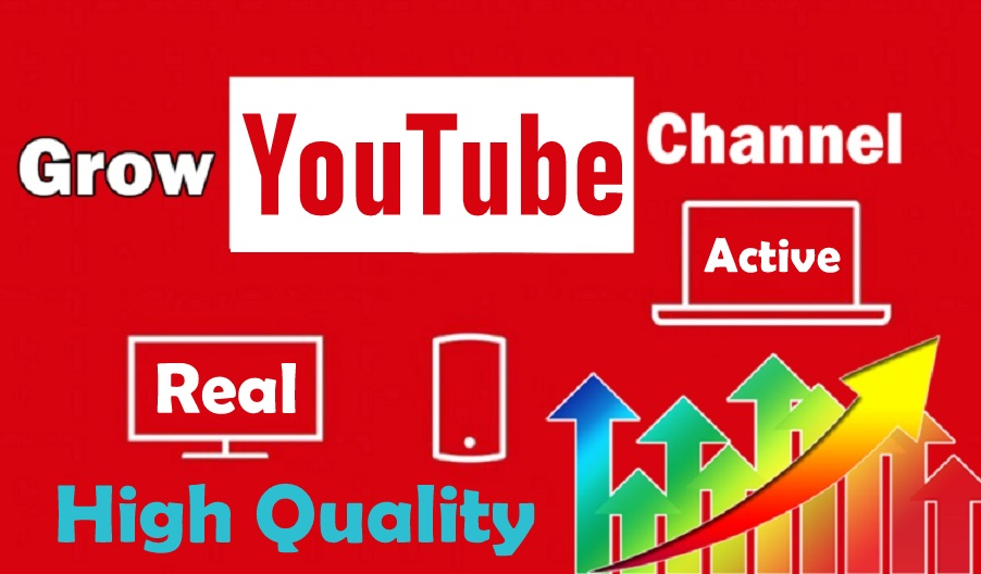YouTube SUB Promotion Best Quality Fast