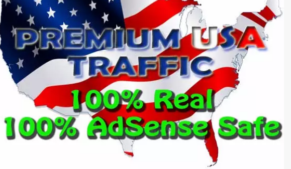 60 DAYS PREMIUM Organic USA visitors traffic DAILY UNLIMITED