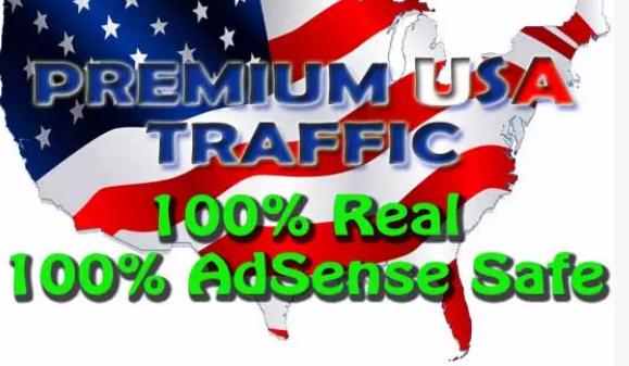 60 DAYS PREMIUM Organic USA visitors traffic DAILY UNLIMITED
