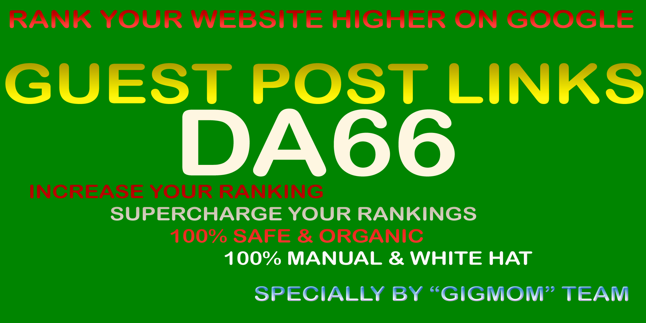 5 Dofollow Guest Post Links DA66 High Visitor General Blogs for all Niche to Rank Higher