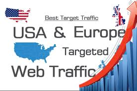 I Will Setup And Optimize USA /EUROPE 10k Low Bounce Rates Website Traffic