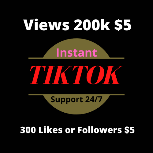 High Quality TikTok Video Promotion and Marketing Instant