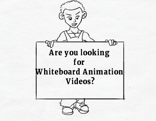 Get Whiteboard Animation and Explainer Video