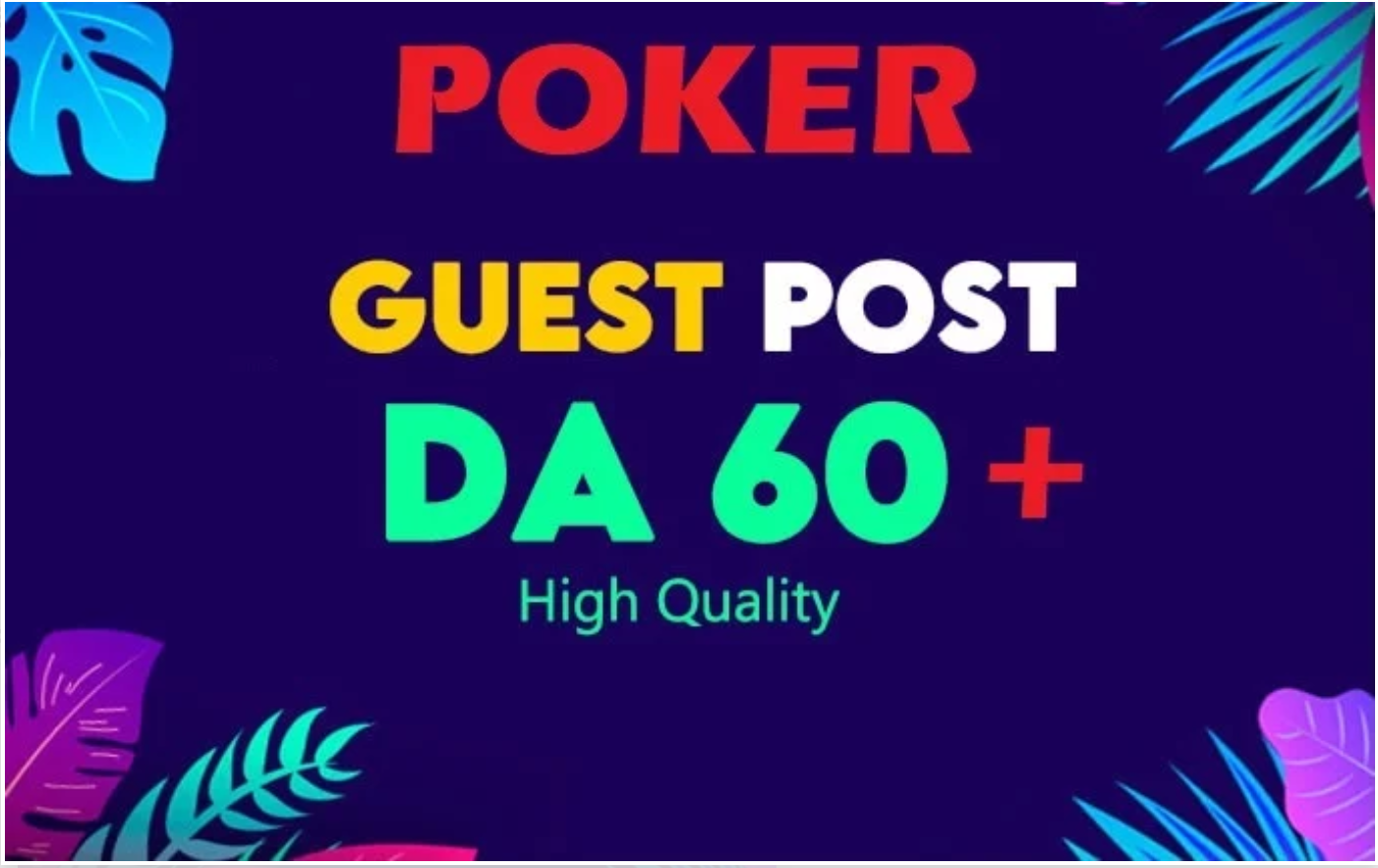 publish your guest post on my poker da 65 blog