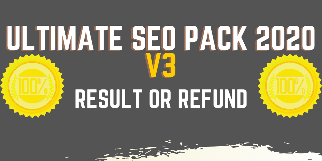 EliteX Ultimate CUSTOM SEO PACKAGE 2020. Ranking Improvements OR Full Refund With Live Rank Tracker
