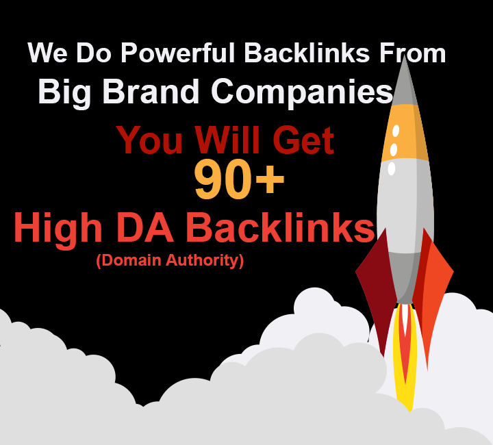 Powerful Backlinks From Big Brand Companies