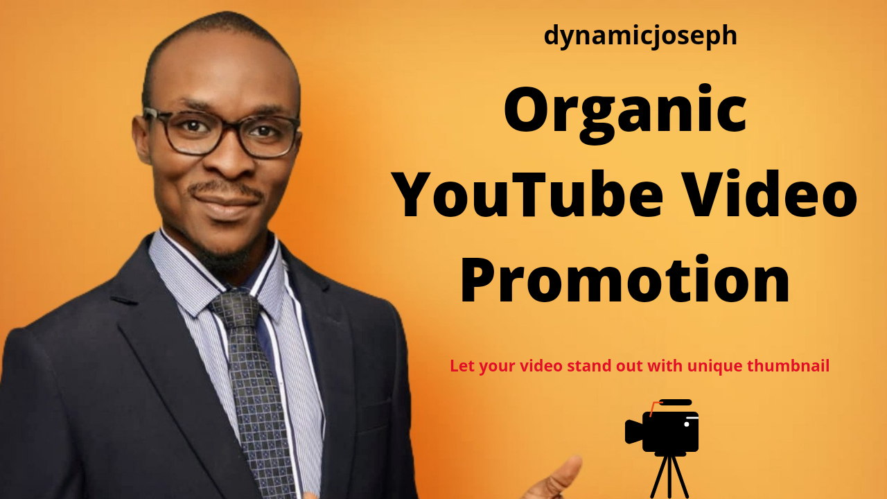 Real organic YouTube video promotion