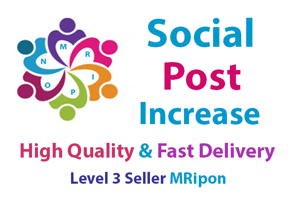 Get Instant High Quality Social Photo Post Increase