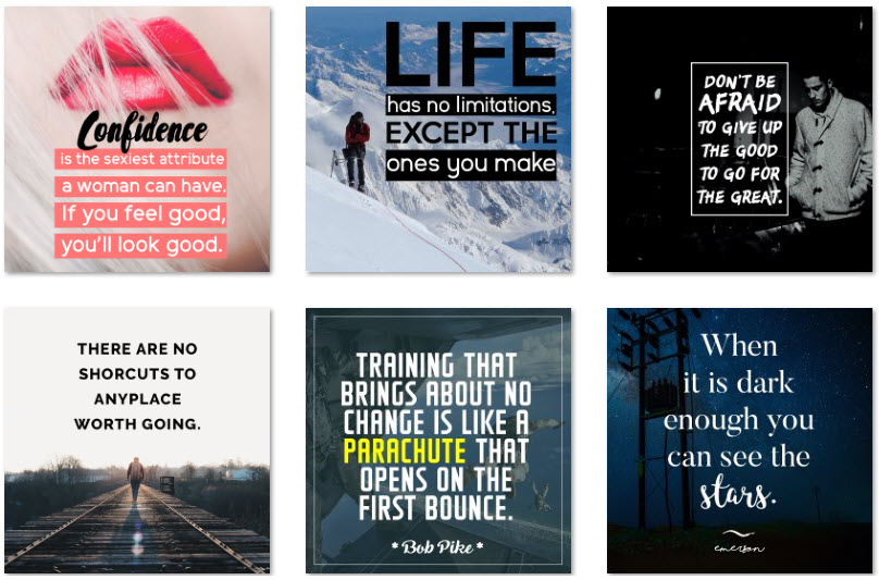 The Vault of Viral Social Posters + PSD Source Files 3,000+ HQ Quote Images