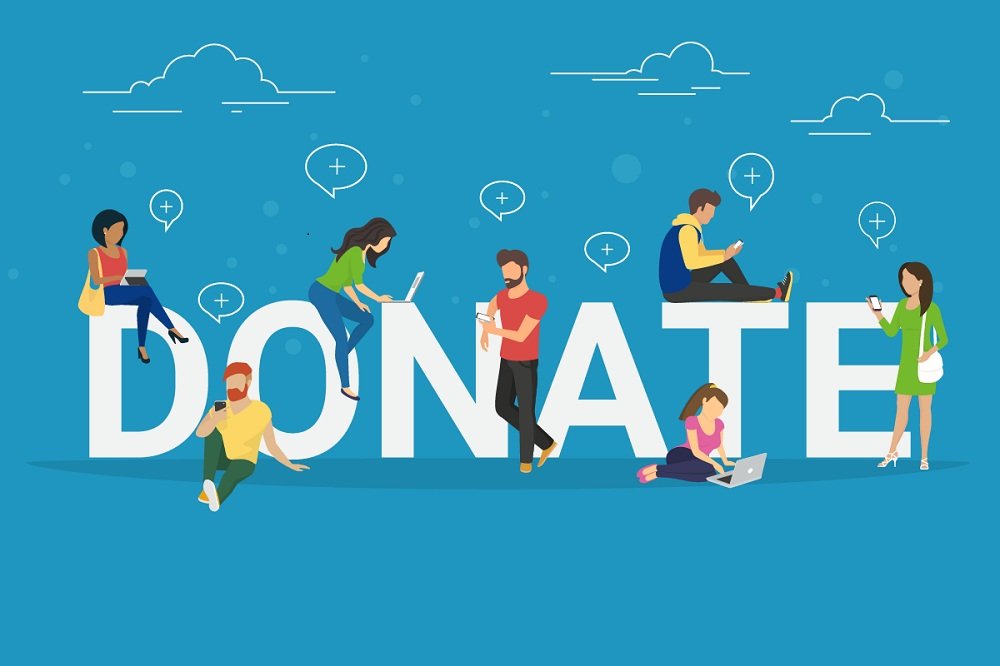 provide media coverage to a crowdfunding campaign