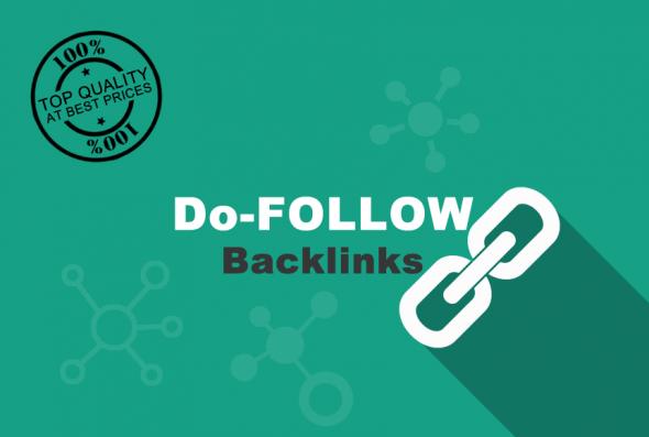 Provide 1800 Do-Follow PR1-8 back links