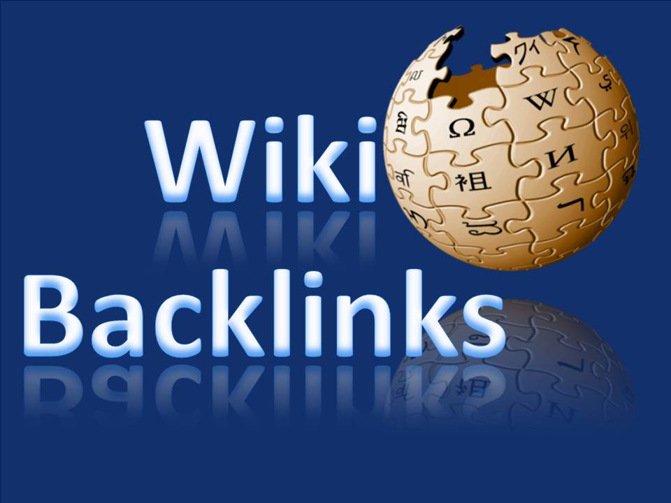 Provide You 500+ Wiki Article Contextual backlinks