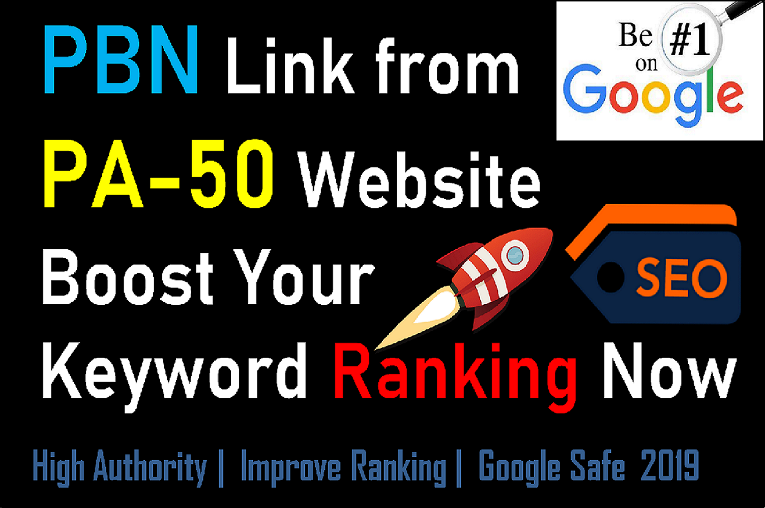 PBN Backlinks From PA-50 To improve your Ranking In google