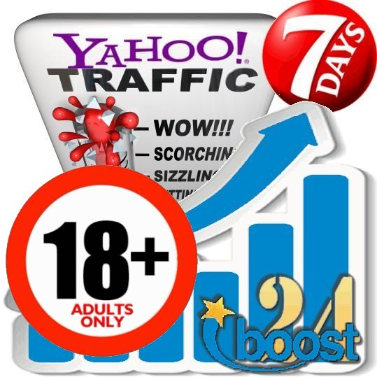 Adult Search Traffic from Yahoo (XXX & 18+)