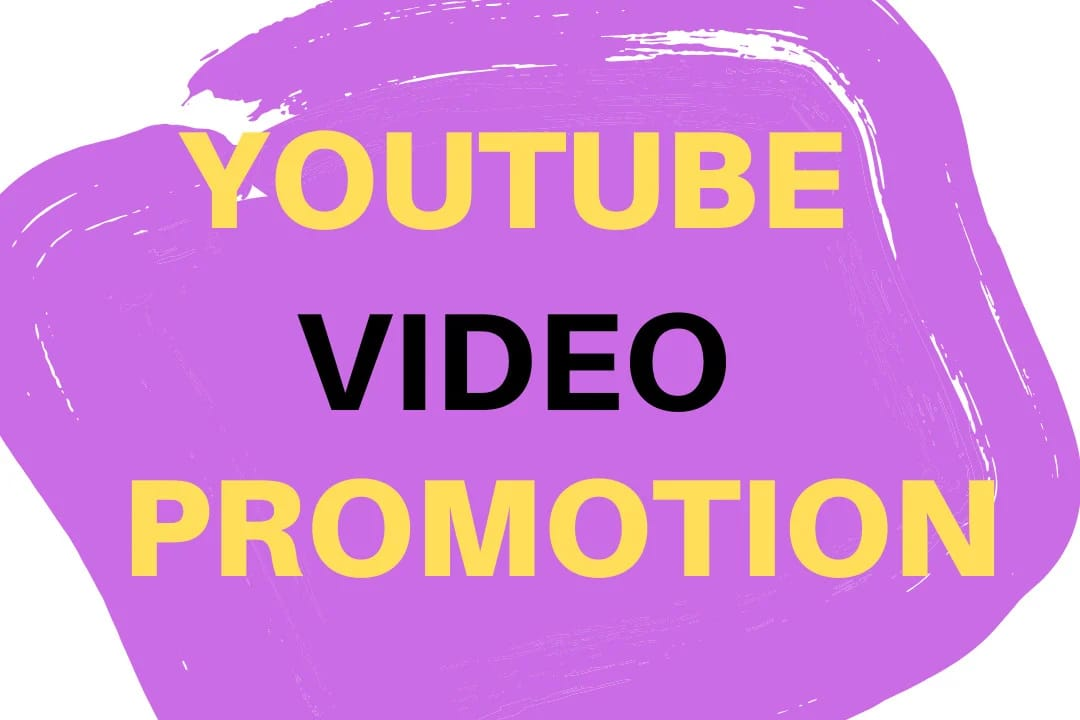 I will do top professional youtube video promotion