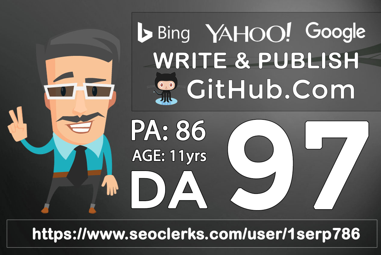 Guest Post On Real Authority DA-97 DR-95 High Quality SEO