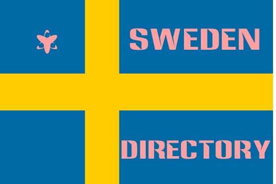 create 21 Sweden directory,  swedish directories