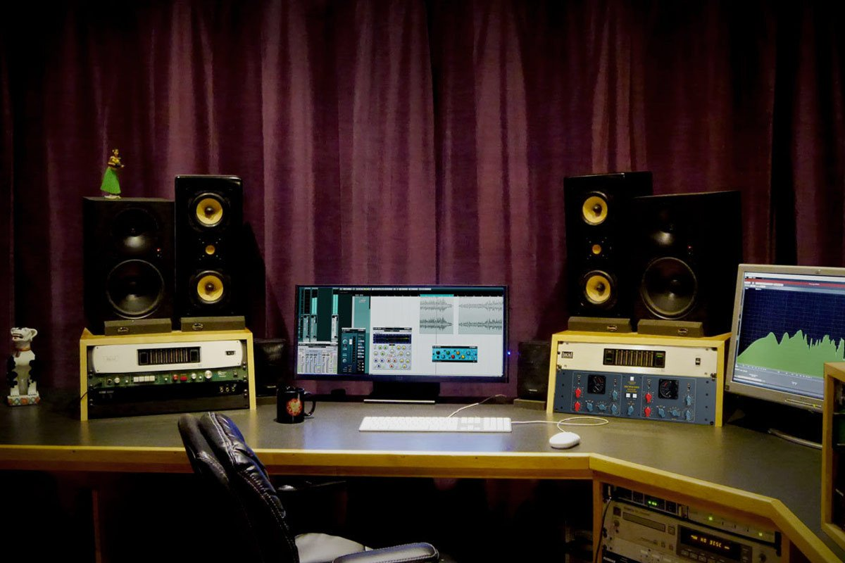 I will make Audio Mastering to your music productions