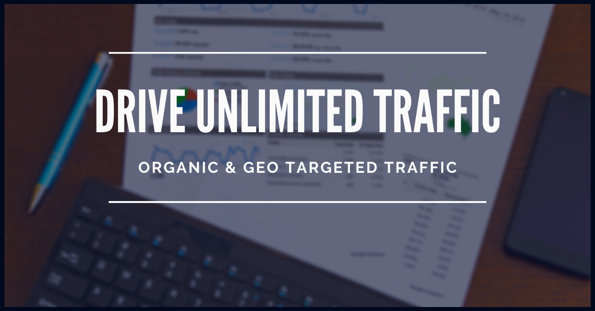 GEO-Targeted Visitors,  Daily Traffic Mobile & Desktop