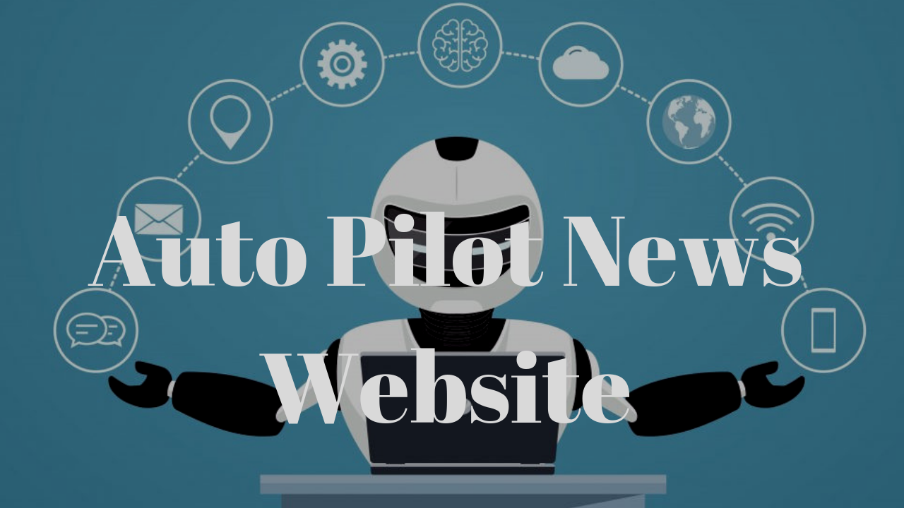 I will create automated hot news website for passive income