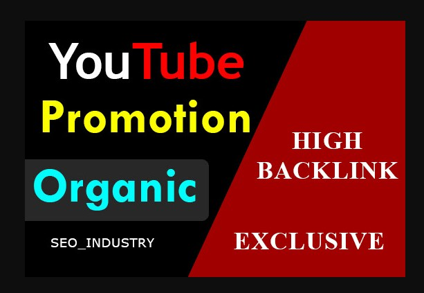 I will do Video promotion until it goes viral