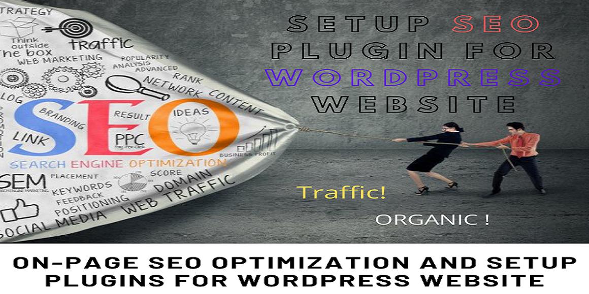 Setup and Optimize SEO Plugin for WordPress Website