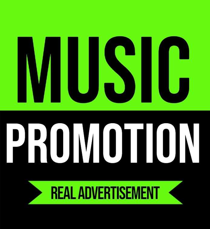 Do High Quality Music Promotion Album Artist Playlist With Real Advertisement