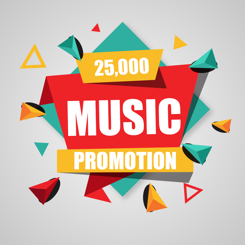 Just Real Music promotion