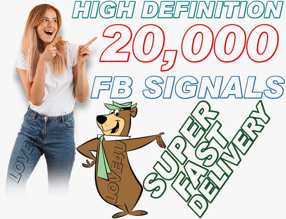 20,000 Facebook Social Signals SEO Ranking First Page Google
