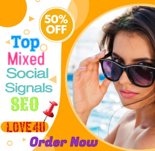25,000 Mixed Pinterest Facebook SEO Social Signals backlink boost Your Website Google Ranking