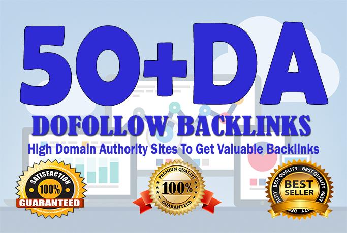 Manually Create 50+ Powerfull Dofollow PR10, PR7,  PR8,  PR9 Social Bookmarking Backlinks