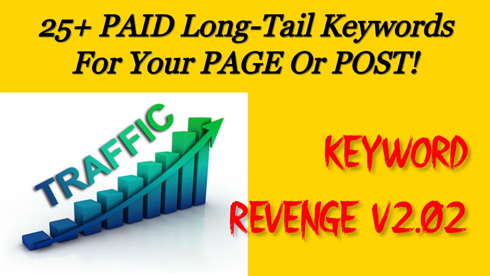 25+ PAID LONG TAIL HIGH CONVERSION KEYWORDS