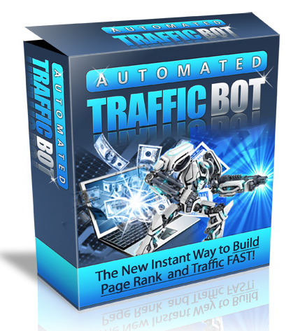 Automated Traffic Bot - Build Page Rank and Traffic Fast