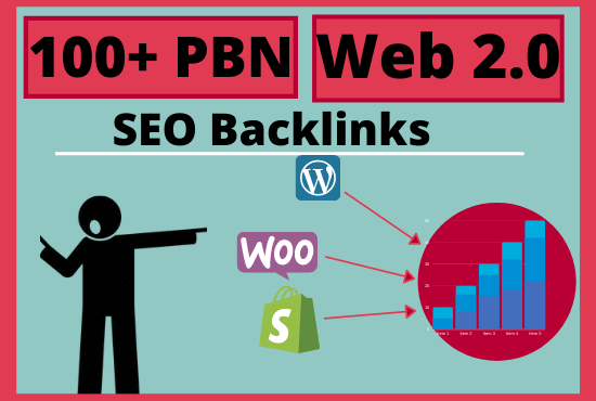 100 PBN Homepage SEO Backlinks Boost your Rankings Instantly