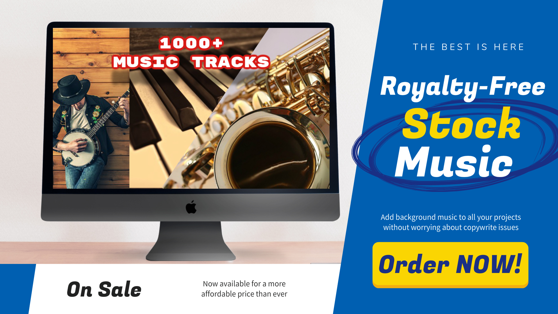 Provide 1000+ Royalty Free Songs