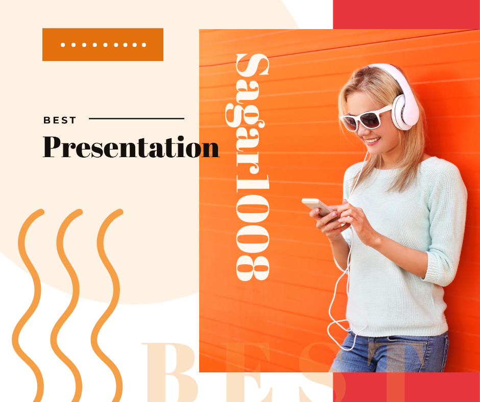 I will make you a Greater service Presentation from Scratch accordingly
