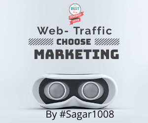 Permanent Web Traffic on your niche Globally for 30 days