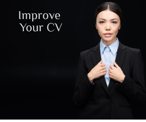 Re-design your CV in a 2020 NEW fresh Look