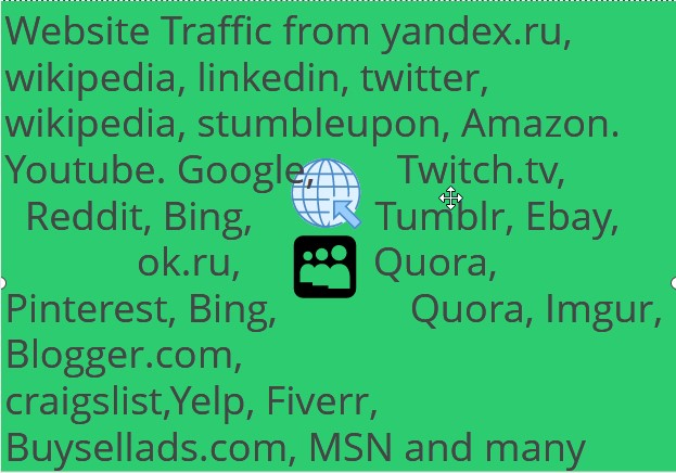 1000 real and worldwide traffic for your website, product, services or blogs
