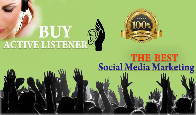 Track or Music promotion with High Retention listeners
