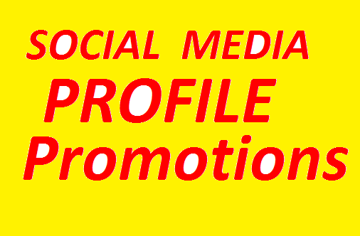 Add High Quality Social Media User Promotions