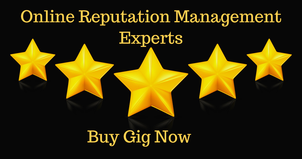 I will do Online Reputation Management for Name or Business