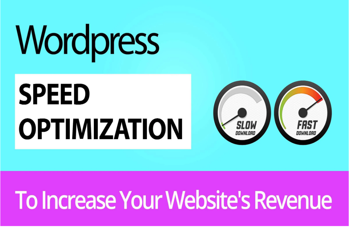 I will speed up your Wordpress website in 24 hrs